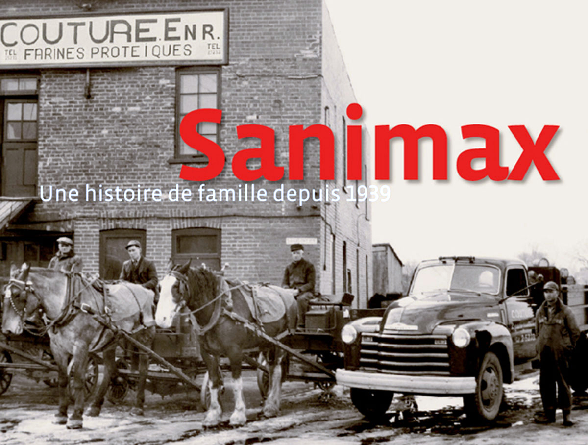 Sanimax 4 générations