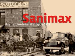 Sanimax – une histoire de famille depuis 1939